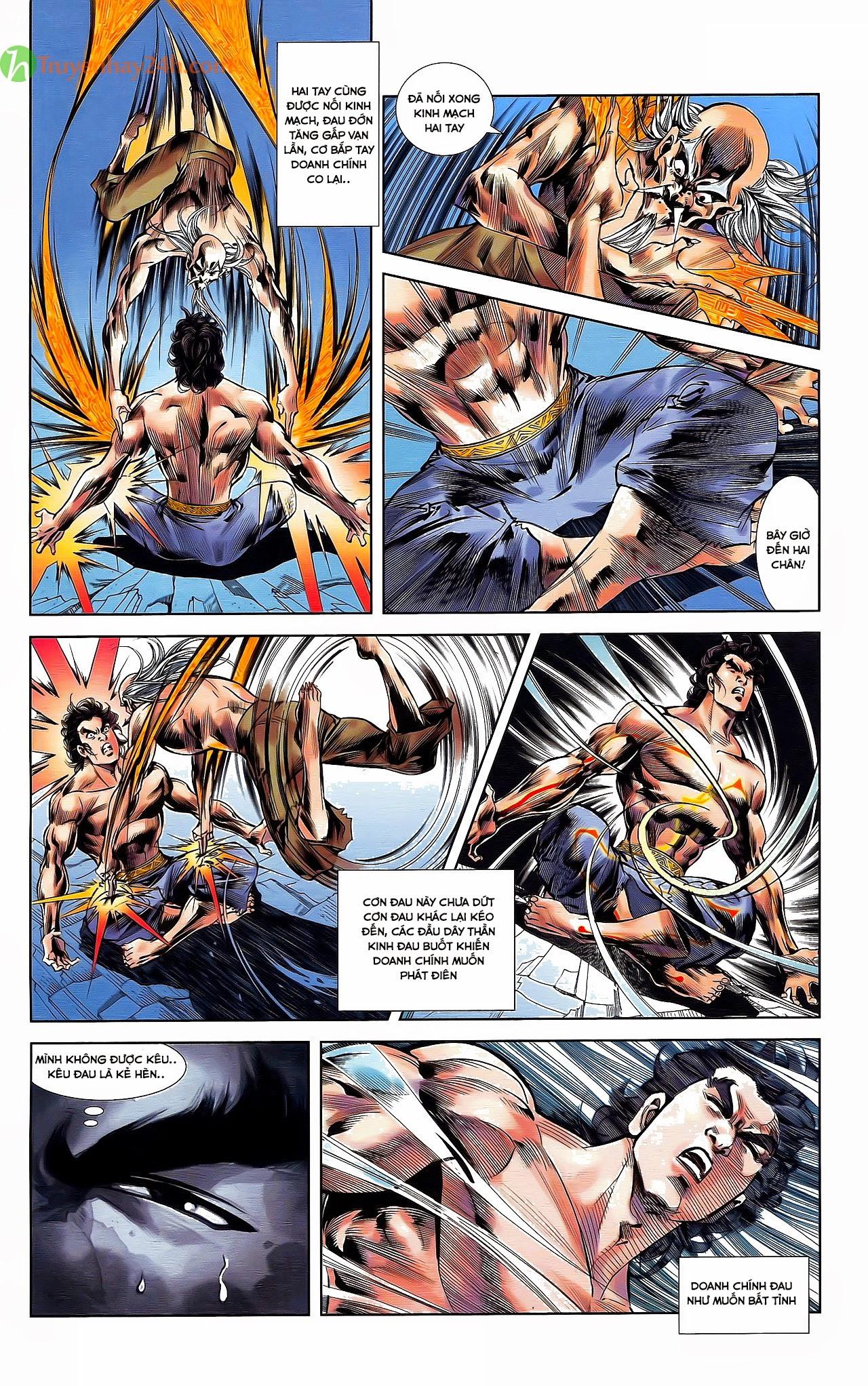 Tần Vương Doanh Chính chapter 30 trang 18
