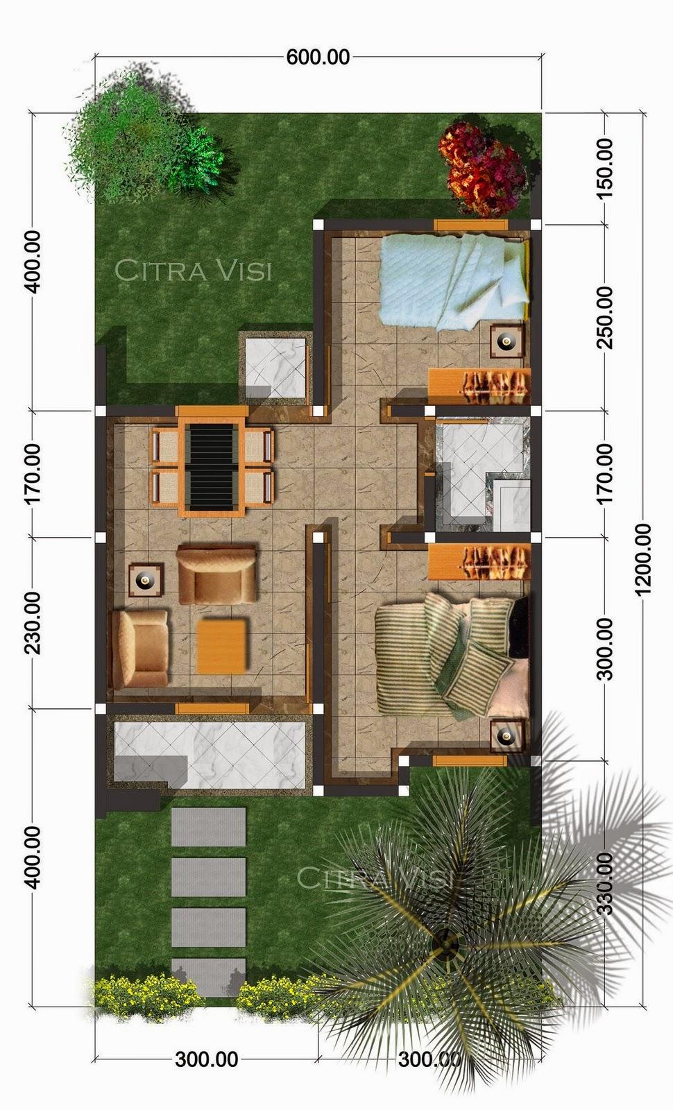 Interior Rumah Minimalis Type 36 1 Lantai | Desain Rumah ...