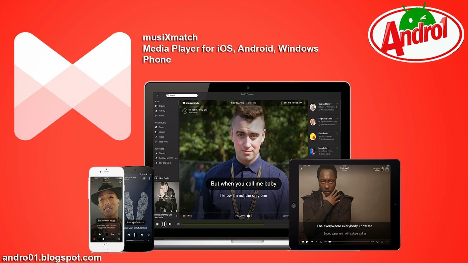 MusiXmatch [Musik Player Terbaik] Di Android