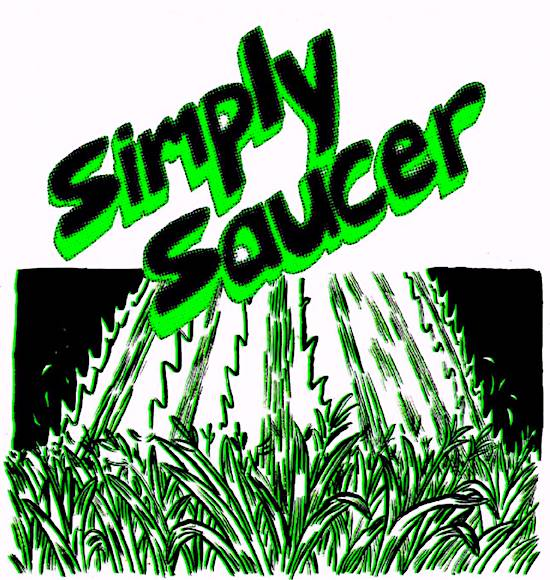 "Simply Saucer 7"" release @ The Baby G, Thursday"