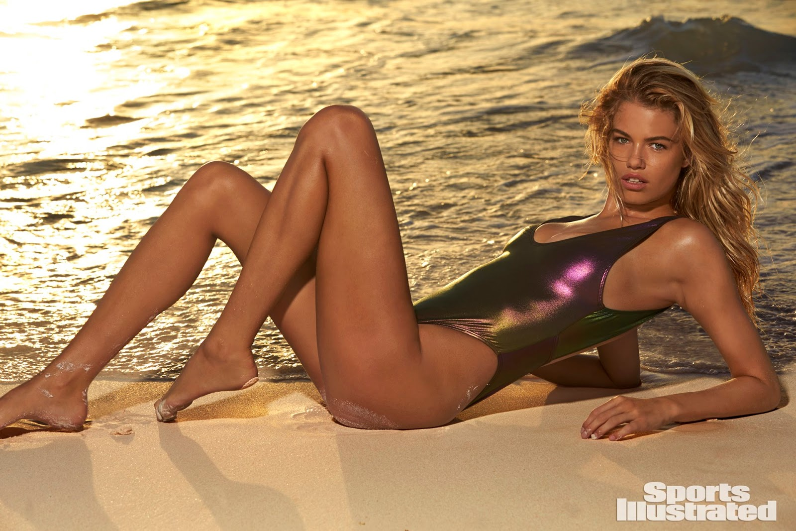 Hailey Clauson shows off curves for 2018 Sports Illustrated Swim