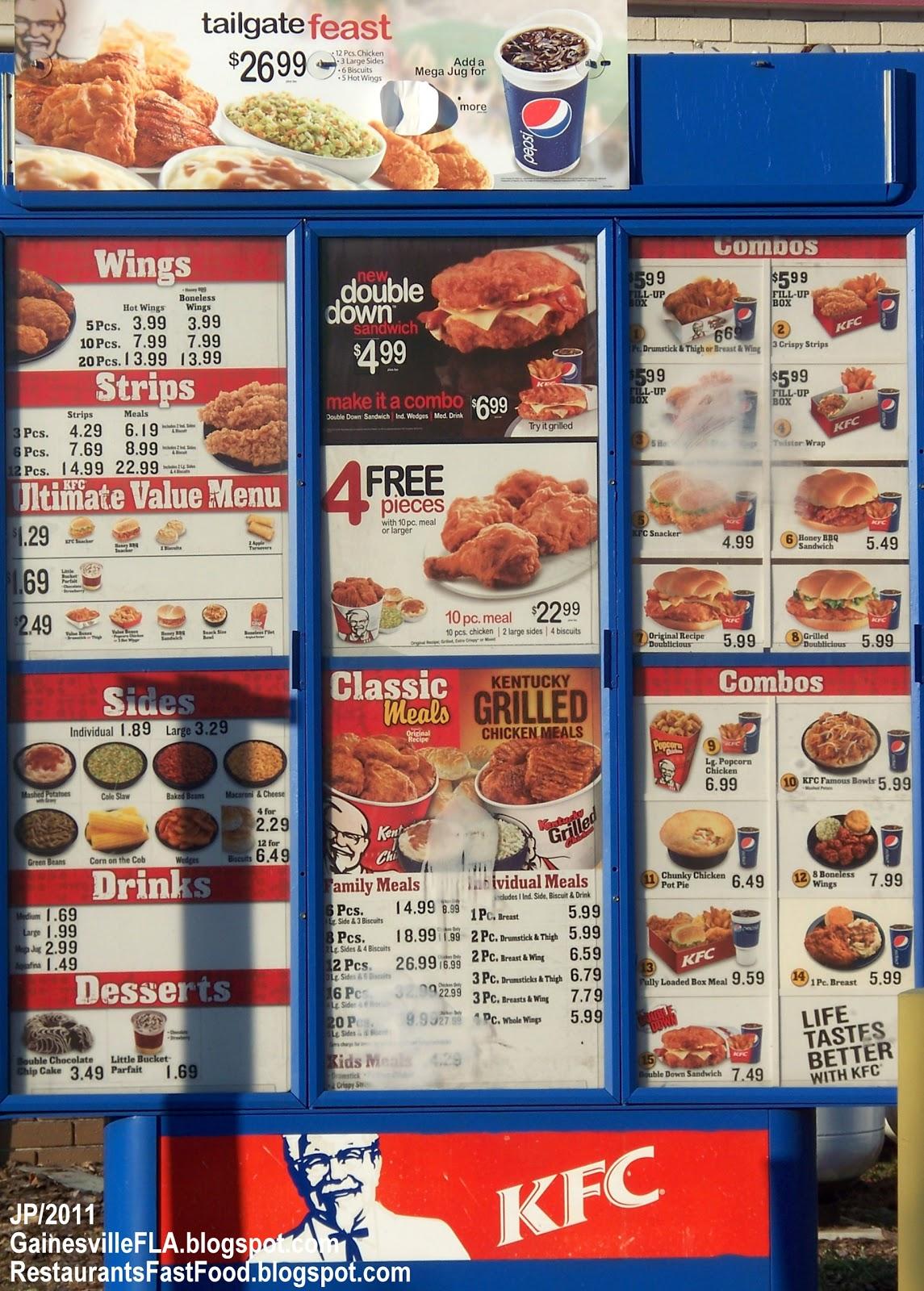 Fast Food Phone Numbers