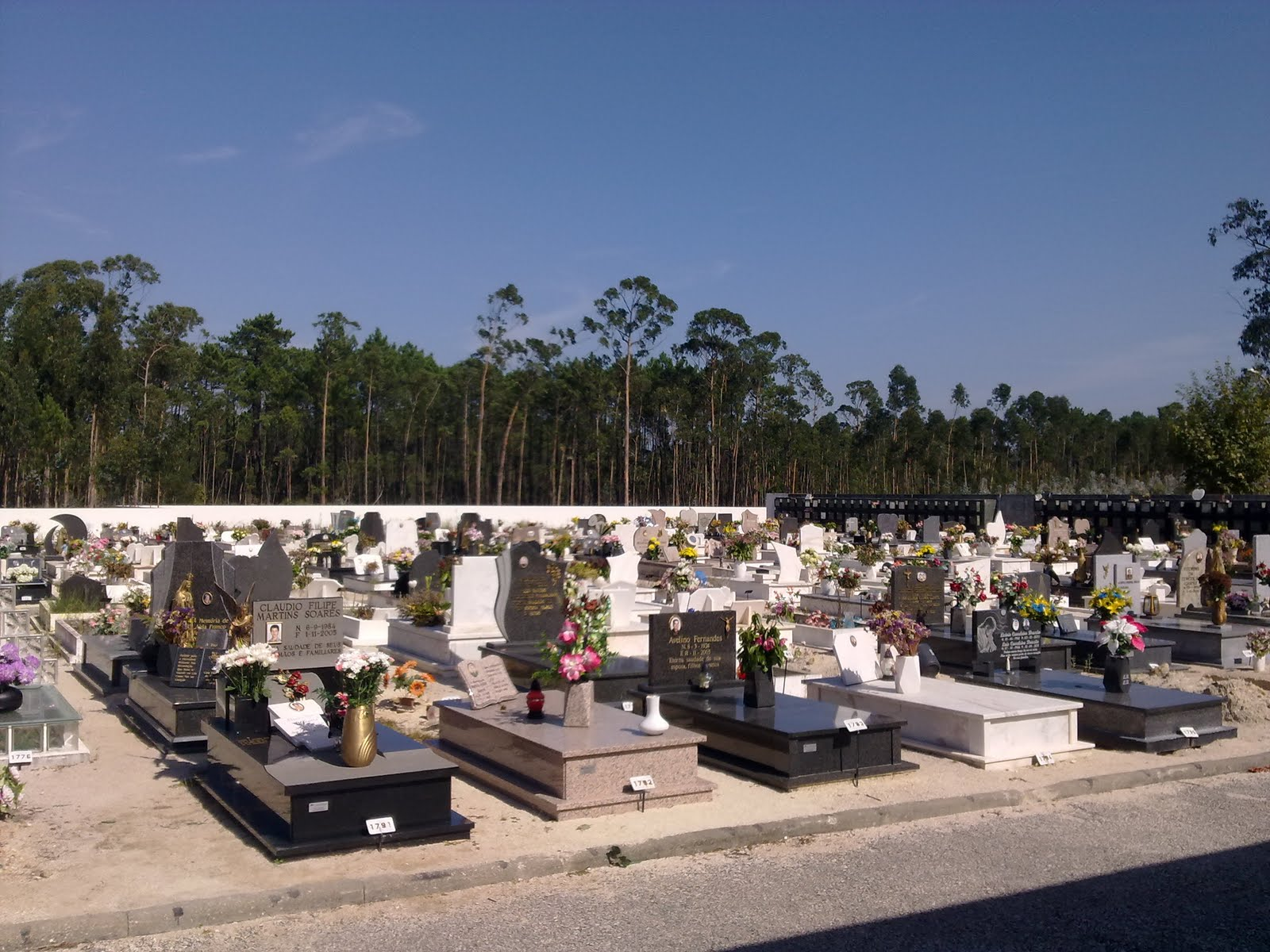 Portugal vakantieland de mooie kerkhoven van portugal vakantieland - Hoe het sieren ...