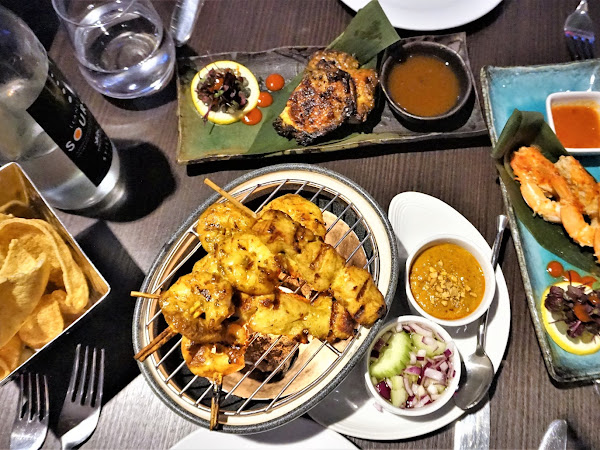 EIGHT THINGS YOU NEED TO TRY AT MANGO TREE