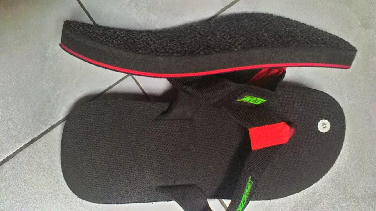 sandal treme, sandal Pria terbaru