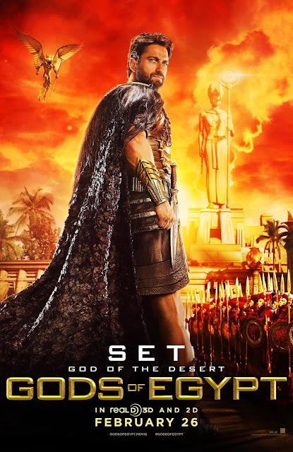 Gods of Egypt (2016) tainies online oipeirates