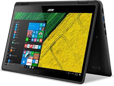 Acer Aspire Spin 5 (SP513-51-57JP)