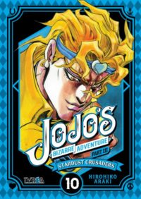 JOJO'S BIZARRE ADVENTURE Stardust Crusaders #10