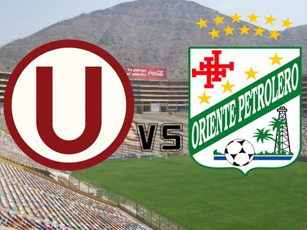 En vivo Universitario vs. Oriente Petrolero - Copa Libertadores