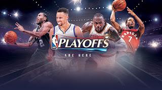 NBA playoffs 2018 Prediction