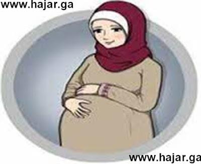 خرافات تقال للحامل
