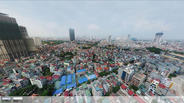 Vị trí đắc địa của chung cư Booyoung Vina Hình2