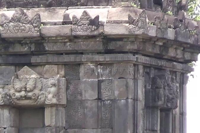 Dlium Barong Temple