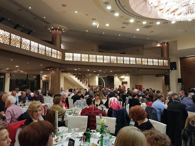 Την Αποκριά και την Ημέρα της γυναίκας γιόρτασε ο Επιμορφωτικός Σύλλογος Αγίας Τριάδας γιόρτασε