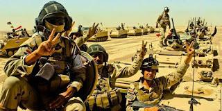 الجيش العراقي يعلن عن مقتل 25 ألف من عناصر داعش الأرهابي  فى معركة تحرير الموصل