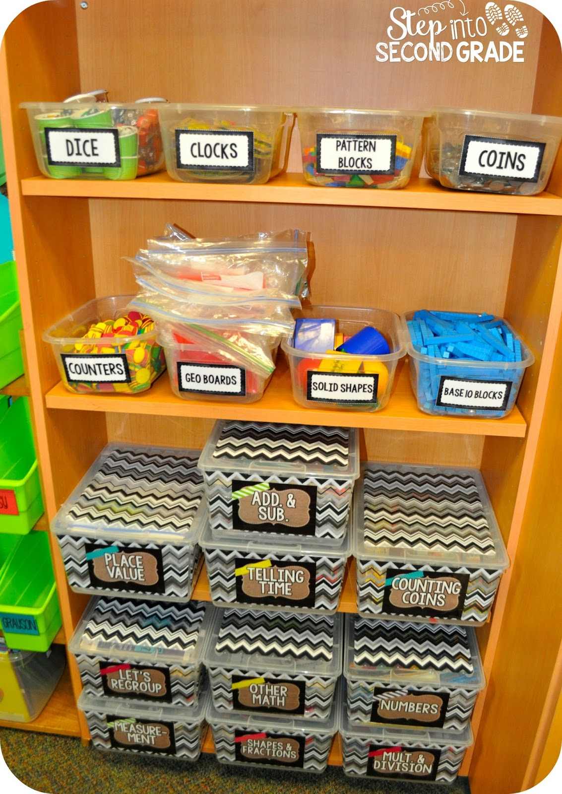 Step Into 2nd Grade With Mrs Lemons Classroom Tour
