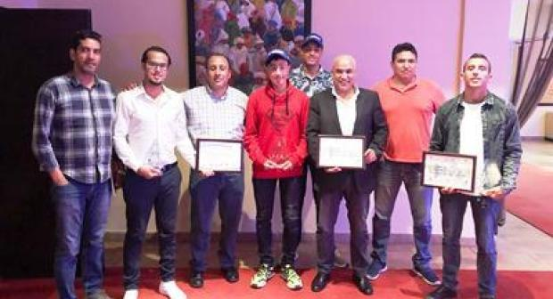تويج الجمعية المغربية للجيت سكي بأكادير كأفضل جمعية رياضية على الصعيد الجهوي