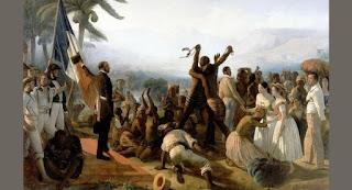 L'abolition de l'esclavage date de 1848: la commémoration  c'est le 10 mai en France