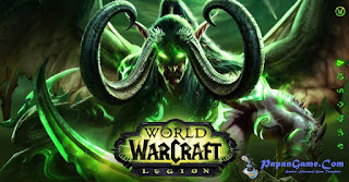 World of Warcraft Legion (Expansion)