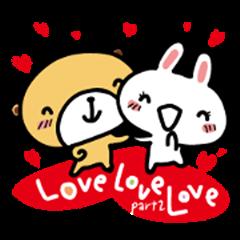 らぶらぶらぶ love-love-love-part2
