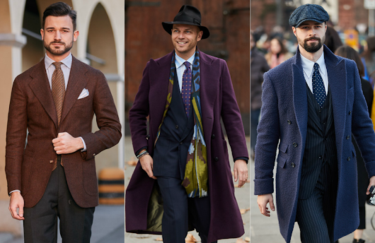Pitti Uomo 2019: Best Street Style Outfit