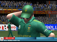 ICC T20 World Cup 2012 Mini-Patch Gameplay Screenshot 2
