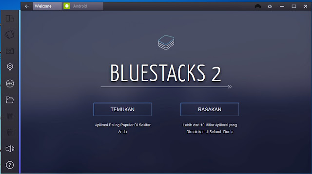 BlueStacks Terbaru 2.0.0.1011 Offline Installer