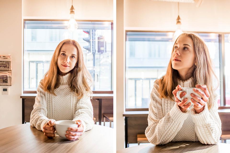 Coffee shop photos - Kahvila