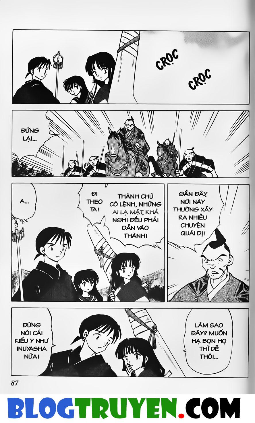 Inuyasha vol 29.5 trang 12