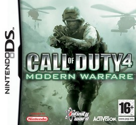 Descargar gratis Call of Duty 4 Modern Warfare para nintendo nds español mediafire