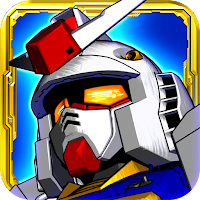 Download Game SD Gundam G Generation Frontier v2.21.1 Mod Apk