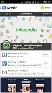 Cara Mendapatkan Uang Dollar Dari Internet Android