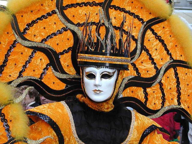 Máscara de carnaval (Venecia)