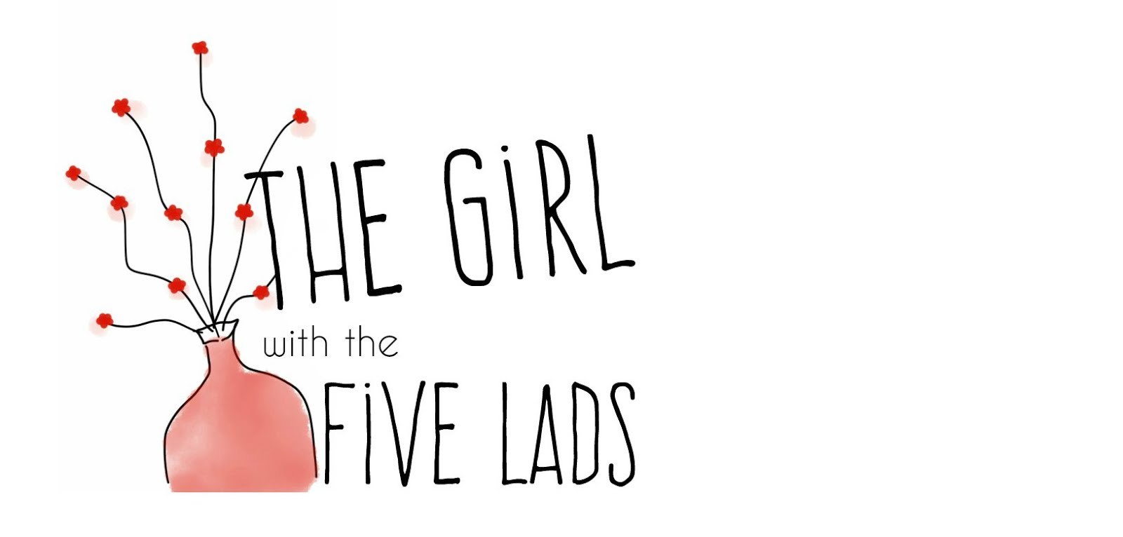 The girl with the five lads