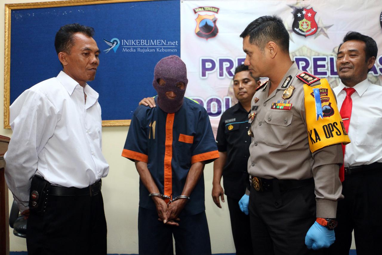 Berani Main Petasan di Kebumen, Siap-siap Ditangkap Polisi