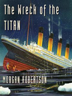 ilginc - titan - Titanik Kazası Aslında Bir Hikayeydi
