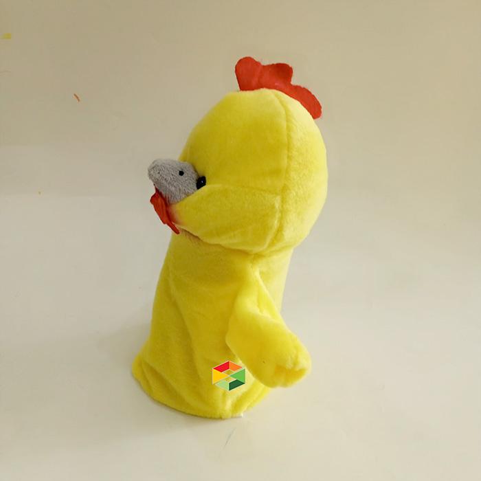 Boneka Tangan Ayam
