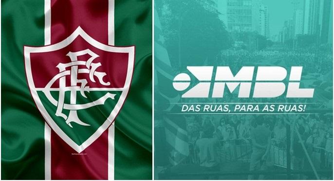 Fluminense reprova MBL por uso político de sua imagem