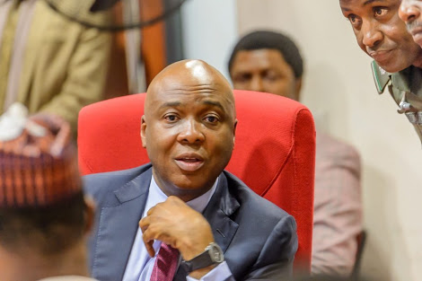 Osun Election: Saraki Faults INEC Verdict, Urges PDP Supporters To Remain Firm
