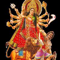 Devi Mahatmyam Durga Saptasati Chapter 4 in Telugu