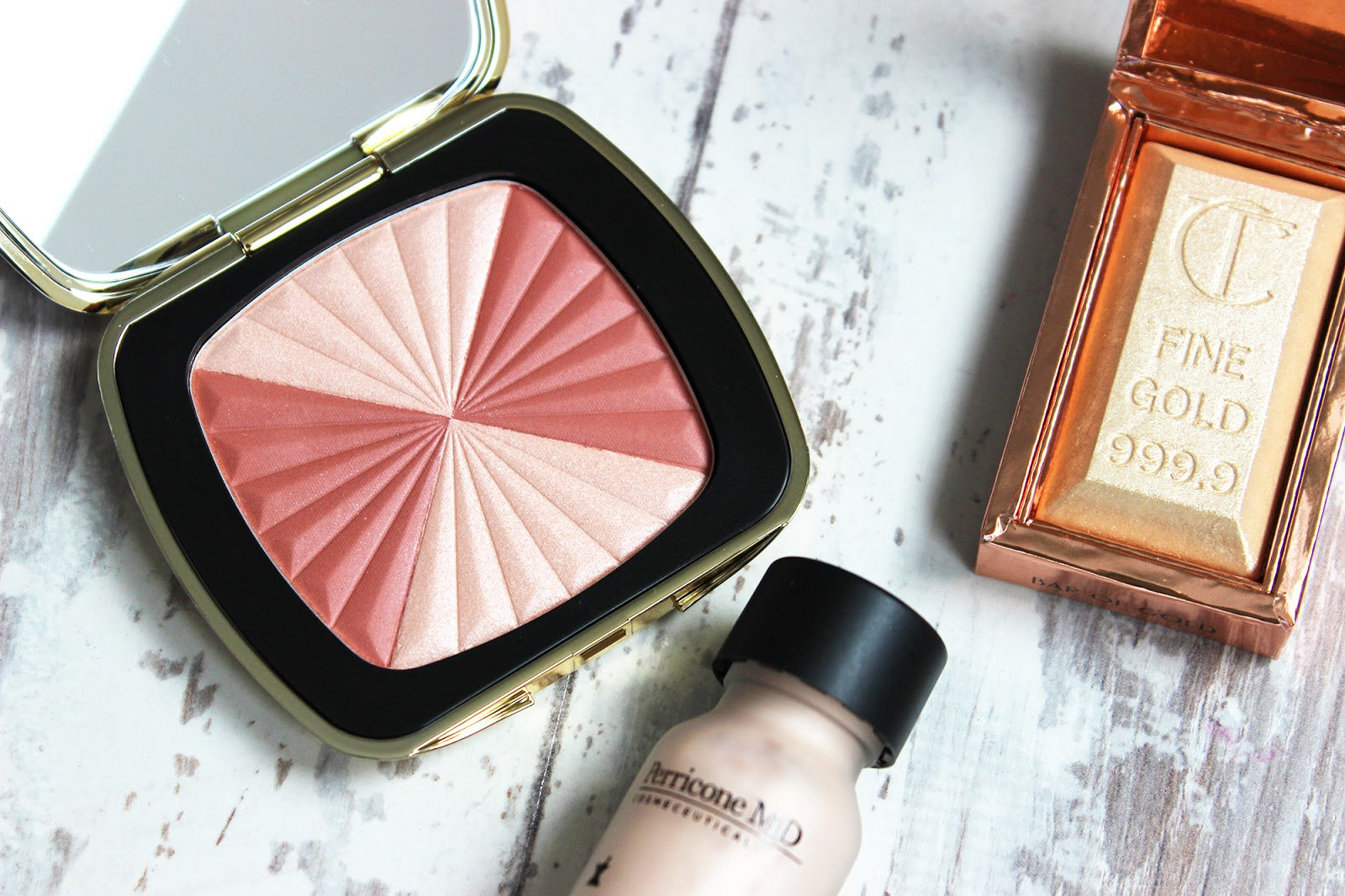The very best high end skin highlighters and illuminators