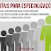 PÓS-GRADUAÇÃO: IFRN OFERTA 120 VAGAS EM EDITAIS DE ESPECIALIZAÇÕES