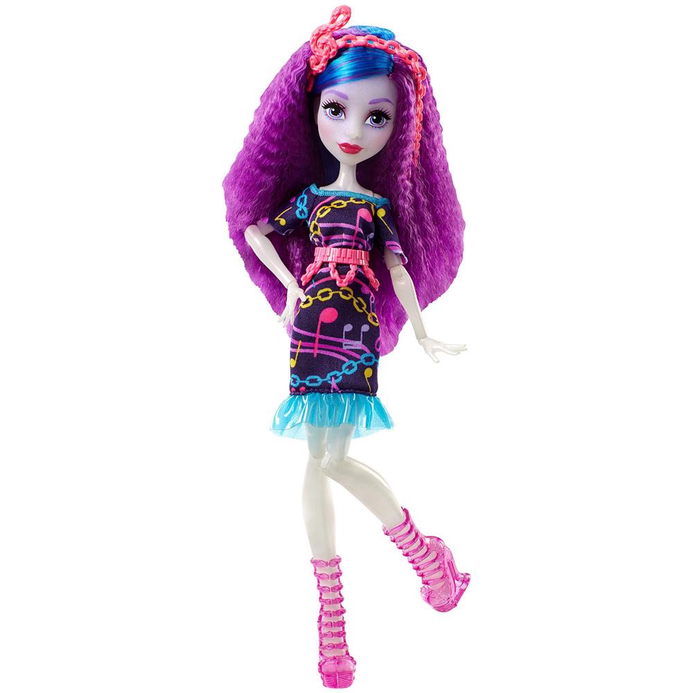 Doll Monster High Cake