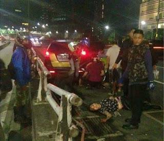 Sheila Marcia Alami Kecelakaan Hebat Usai Menabrak Truk, Begini Kondisinya Sekarang
