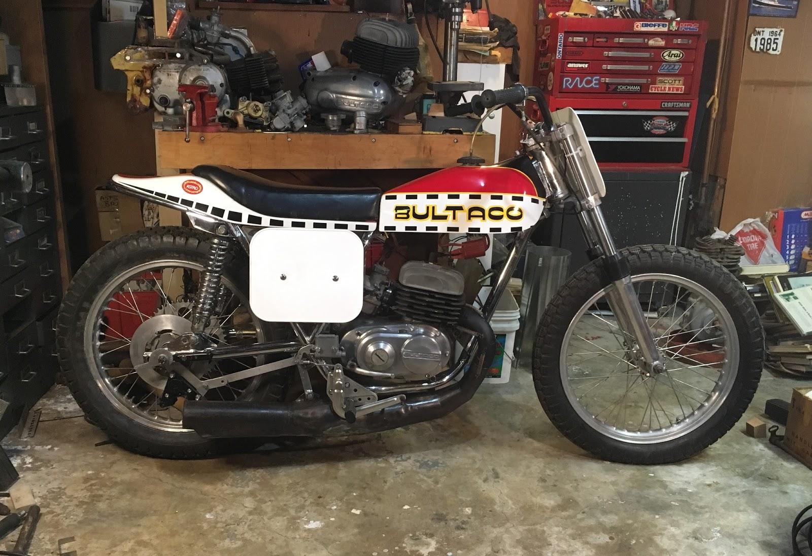 Progress is fine, but it's gone on for too long : Bultaco