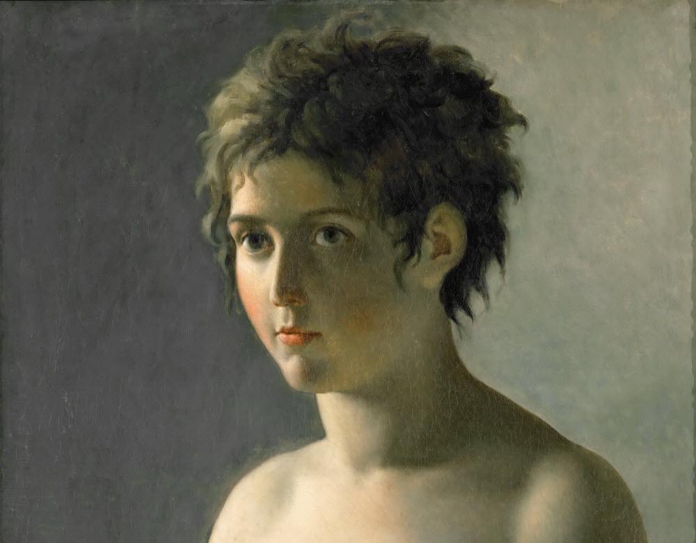 coiffure à la Titus