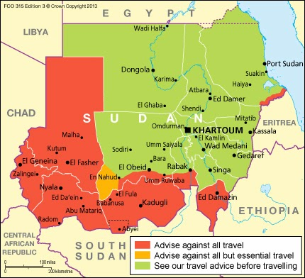 Us State Travel Advisory Cameroon