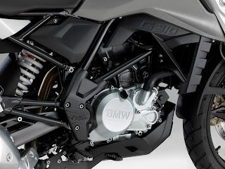 Motor BMW G 310 GS