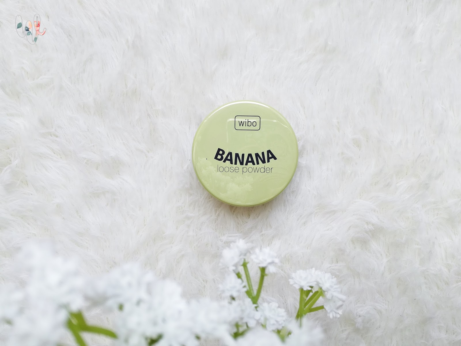 Wibo, Banana Loose Powder •  sypki puder do twarzy