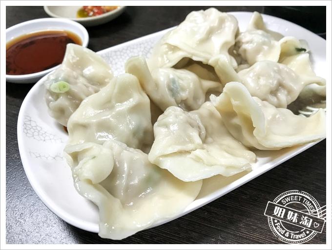 陳家豬肉麵水餃